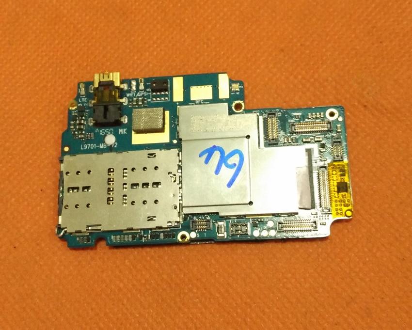 Usado 3G RAM + 32G ROM Motherboard mainboard Original para Elephone S7 Helio X20 Deca Núcleo 5.5'' FHD Frete Grátis
