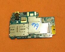 Usado original mainboard 3g ram + 32g rom placa mãe para elephone s7 helio x20 deca núcleo 5.5 fffhd frete grátis