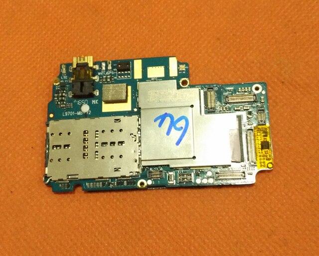 משמש mainboard המקורי 3G RAM + 32G ROM האם Elephone S7 Helio X20 Deca Core 5.5 FHD משלוח חינם