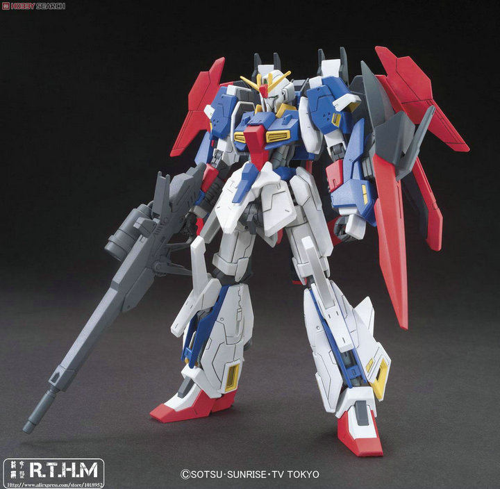 Gundam Build Fighter Bandai HGBF 040 1/144 Ligitning Z Gundam hobby model building toys kids игрушки из сериалов gundam bandai hgbf 38 038 gundam tryon zz
