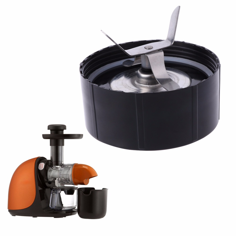 Replacement Part Cross Blade With Rubber Gear Seal Ring For 250W Magic Bullet 8 replacement spare parts blender juicer parts 4 rubber gear 4 plastic gear base for magic bullet 250w 38