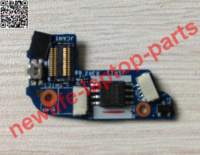 Original para hp elitepad 900 interruptor junta qpj80 ls-8781p prueba de buen envío libre