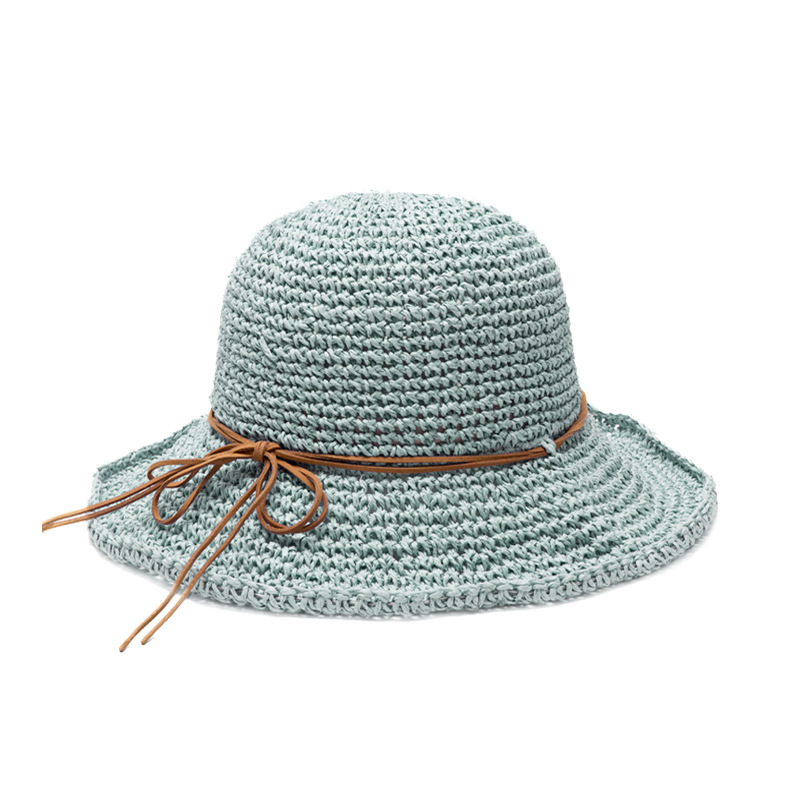 Hollow straw hat Straw Cowboy Hats Western Beach Felt Sunhats Party Cap for Man Women 4colors summer jazz straw hat S1