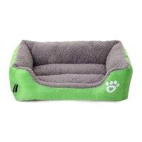 Warm Big Size Dog Bed Mat Sofa Pet Cat Bed For Large Dogs Labrador Husky Satsuma