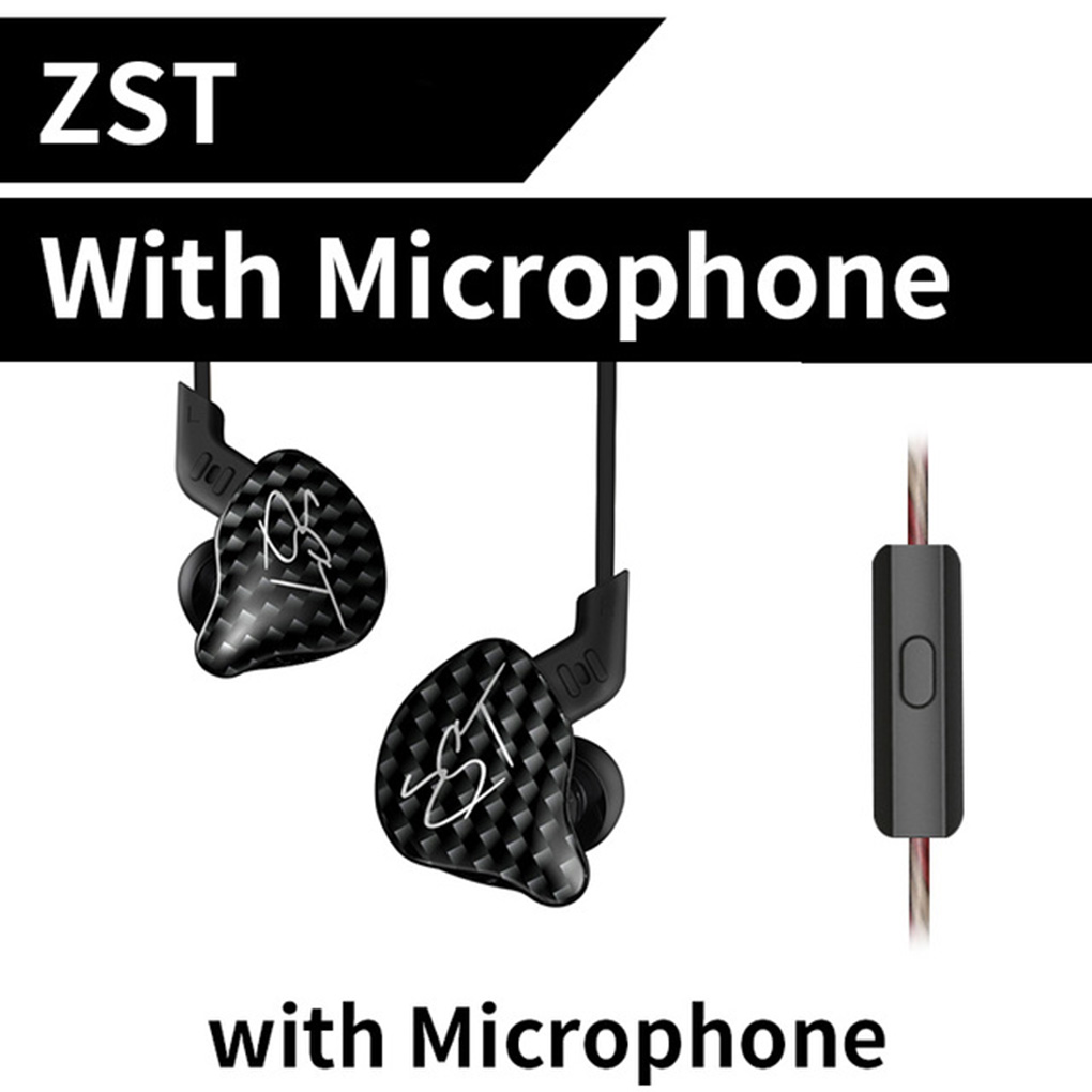 KZ Universal Dual Driver Earphone HIFI Sports Earbuds In Ear Headset Earhook Detachable Bluetooth Cable Monitors Noise Isolating