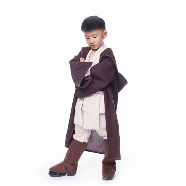 Boys Warrior Clothing Costume