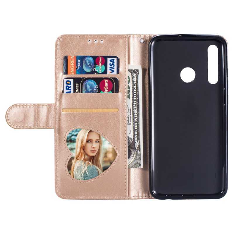 Glitter Case For Samsung Galaxy M30 Leather Case Cover Protector For Samsung Galaxy M10 M20 M30 Flip Case Shell Wallet Bag in Flip Cases from Cellphones Telecommunications