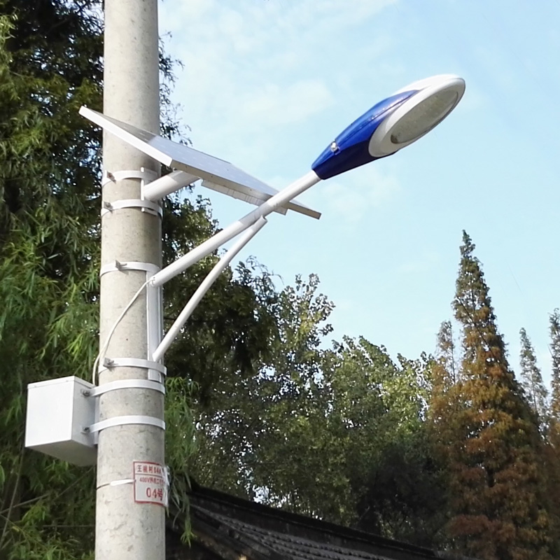 Light Pole Arm: Can Pick Arm Street Light Poles New Rural Reconstruction
