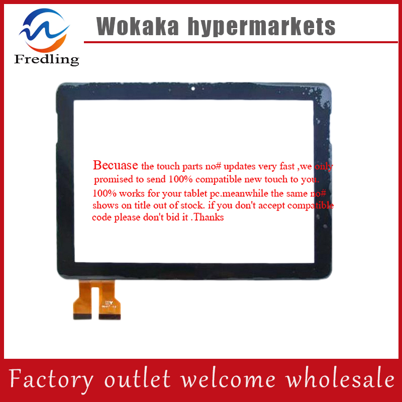 New Vido OEM N101 RK3066 tablet 10.1 IPS Capacitive HY TPC-50181 V3.0 touch Screen panel Digitizer Glass Sensor Free Shipping new 10 1 tablet hy tpc 51032 v4 0 capacitive touch screen panel digitizer glass sensor replacement tpc 51032 free shipping