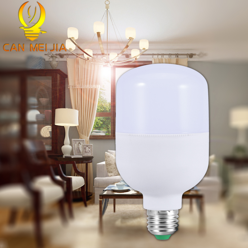 Light Bulbs Amicable Powerful Led Light Bulb E27 5w 10w 15w 20w 30w 50w Energy Saving Lamp 220v Ampoule Bombillas Led Lights For Home Lighting White Rapid Heat Dissipation Lights & Lighting