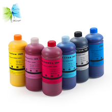 Winnerjet 6 colors X 1000ML pigment ink for Epson Stylus Pro 10000 10600 1000cf inkjet archival printing