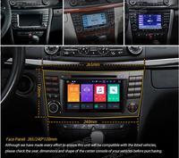 XTRONS Android 8.0 Radio 32GB ROM 4GB RAM Car DVD Player for Mercedes Benz E Class W211 E200 E220 E240 E270 E280 2002 2008 W219
