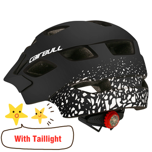 Image 5 - Cairbull New Fashionable Kids Cycling Helmet Children Sports Safety Bicycle Helmet Scooter Balance Bike Helmet With Taillights