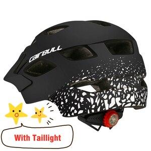 Image 5 - Cairbull新ファッショナブルな子供サイクリングヘルメット子供のスポーツ安全自転車ヘルメットスクーターバランスバイクヘルメットとテールライト