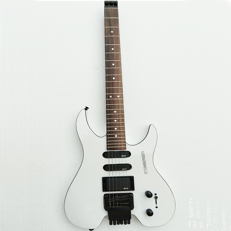Eagle. Butterfly, Electric Guitar, Electric Bass, Custom Instrument Shop .Headless Electric Guitar Steinberg White Guitar.