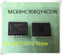 NEW 10PCS/LOT MC68HC908QY4CDW MC68HC908QY MC68HC908 QY4CDW SOP-16 IC