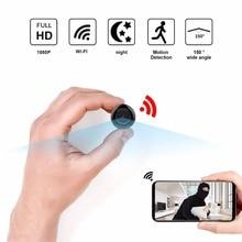 Wifi Mini Camera HD 1080P Night Vision Micro Camcorder Motion Detection Home Security DV Video Recorder Surveillance camera