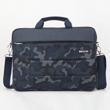 BESTLIFE Male Briefcase Maleta Casual Camouflage Laptop Business Håndveske Skuldertasker Office Crossbody Messenger Bag For Men