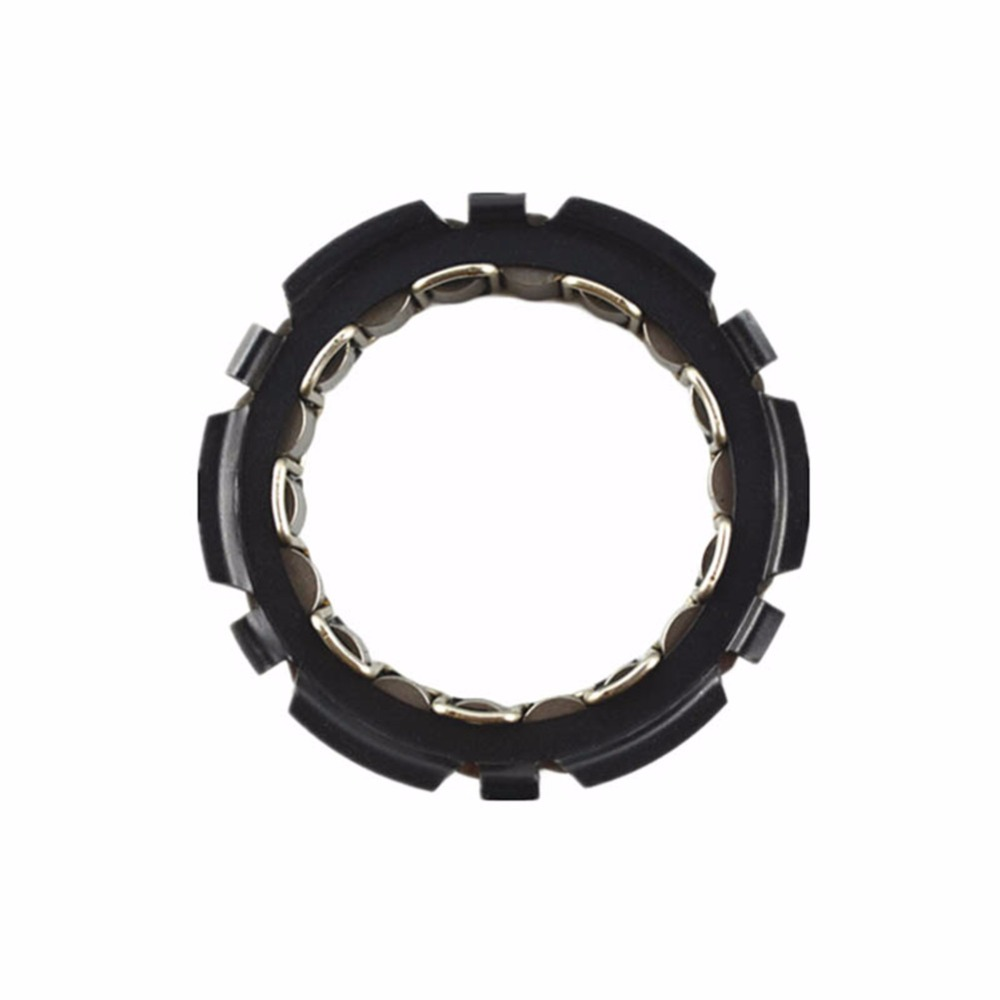 Free Shipping Big Roller Reinforced One Way Bearing Starter Spraq Clutch For Vespa Piaggio GTS Touring 2011 300 cc