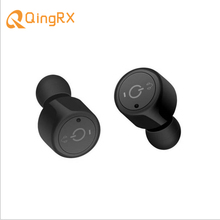 цены Voice Prompt True In-Ear Earbuds True Wireless Earphones CSR 4.2 Sport Stereo Bluetooth Earphone X1T for iphone 7 samsung