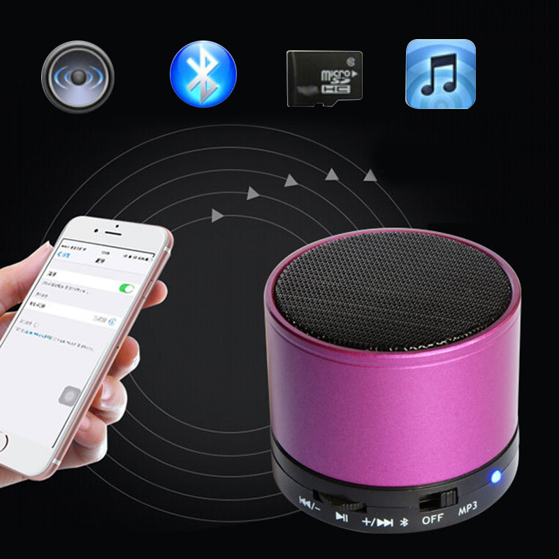 Bluetooth Speaker Portable Wireless Bluetooth Speakers with HD Sound for Cell Phone NK-Shopping