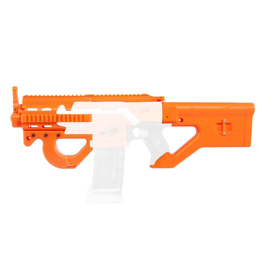 XSW 3D Printing CQR Appearance Kit for Nerf Stryfe тюнинг мотоцикла cqr t4