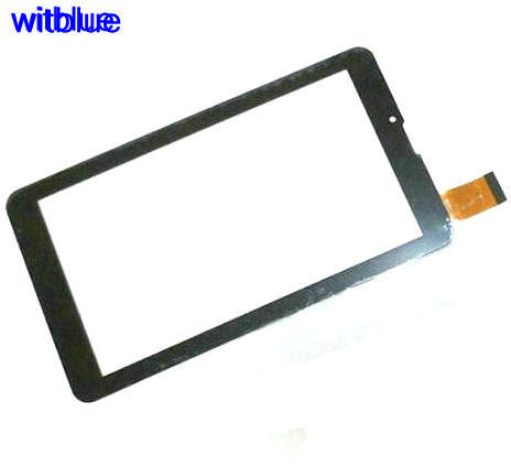 New touch screen For 7 HAIER G700 E701G-B E700G-B 3G Tablet Touch panel Digitizer Glass Sensor Replacement Free Shipping original new touch screen digitizer 7 blueberry netcat m23 tablet outer touch panel glass sensor replacement free shipping