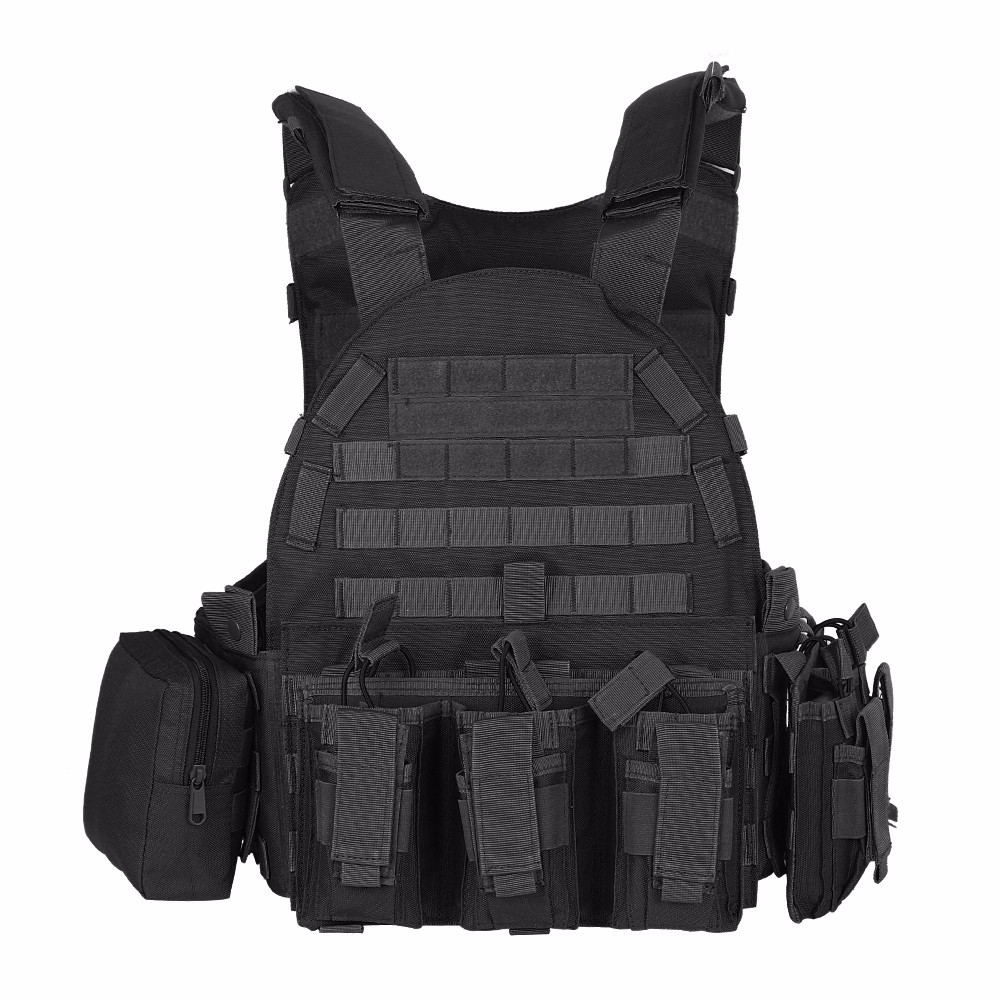 Tactical MOLLE Panel for Car Seat Russian Military Field Equipment for Army