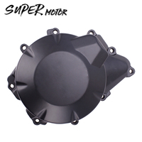 Motorcycle Stator Engine Cover Left Magneto Cover for YAMAHA FZ6 2004 2005 2006 2007 2008 2009 2010 2011 year FZ