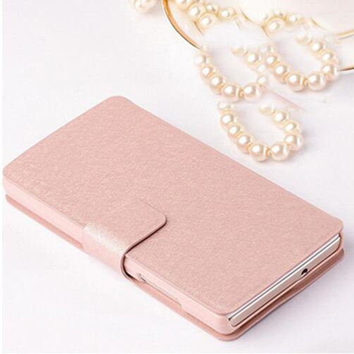 best website 8769e e4ecb US $3.79 |Silk Leather Phone Case For HTC Desire 728 728G Dual Sim D728T  Original Flip Wallet Back Cover Card Holder Stander New Arrival on ...