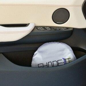 Image 5 - רכב קדמי אחורי שמשיה שמשה קדמית לוח מחוונים כיסוי מגן זכוכית קדמי חלון שמש צל מתקפל כיסוי אוניברסלי אביזרי רכב