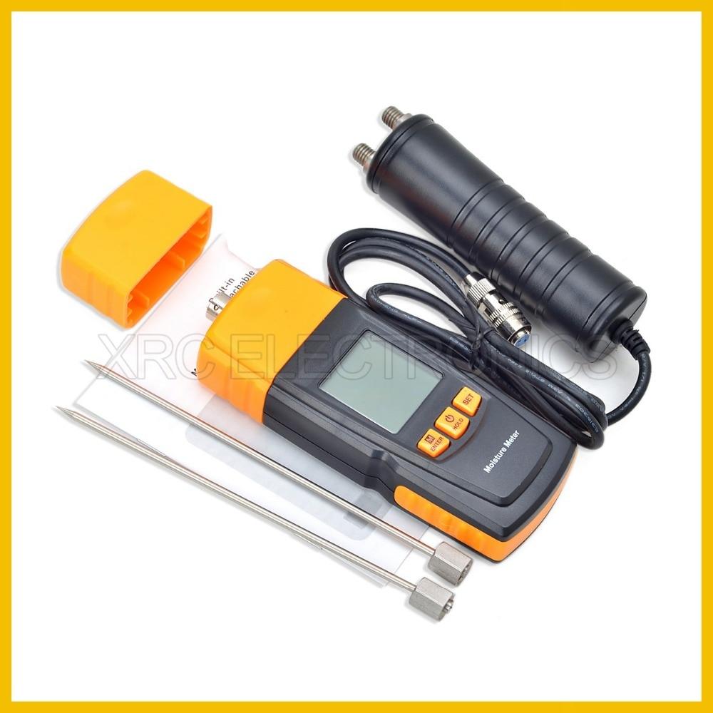 RZ GM620 Miernik wilgotności drewna Regulowany do temperatury 4 - Przyrządy pomiarowe - Zdjęcie 4