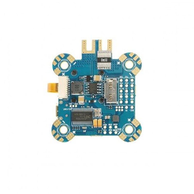 OMNI F4 Pro v1.1 Construido en sensor de Corriente y PDB Esquina y LC filtrar Suport 5 V 1A salida BEC Para FPV RC Quadcopter