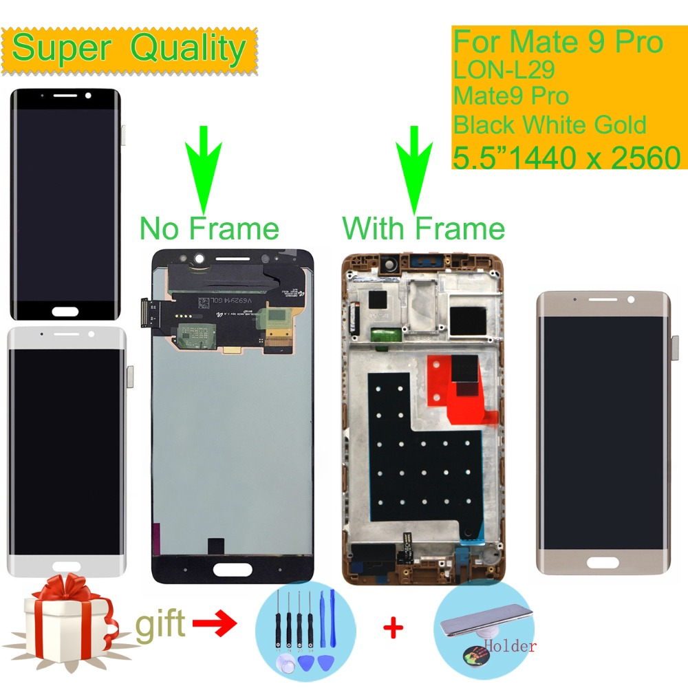 ORIGINAL LCD For HUAWEI MATE 9 Pro LCD Display Touch Screen Digitizer Assembly For Mate9 Pro
