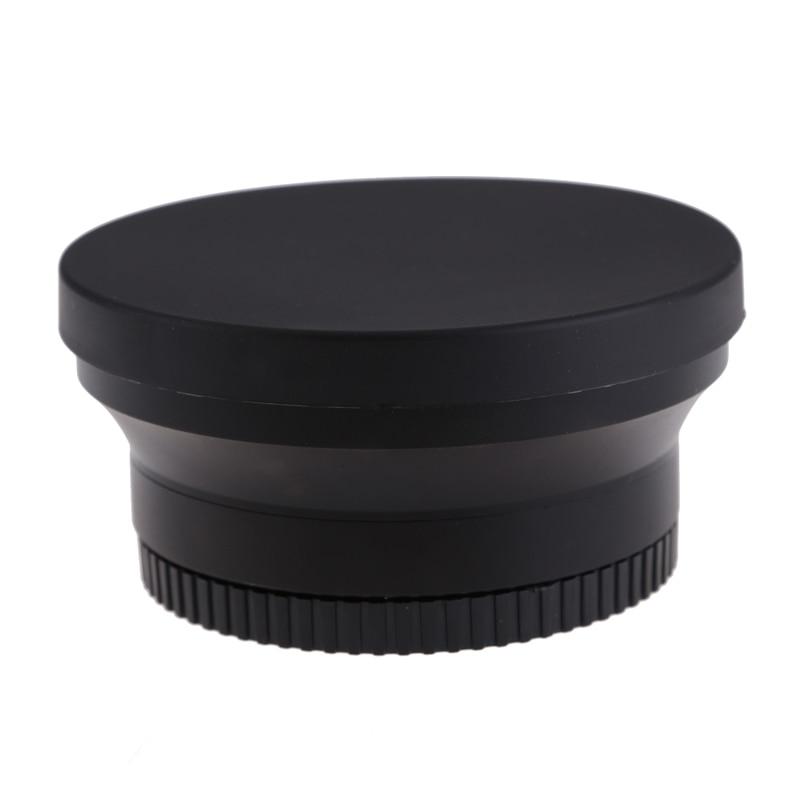 67mm Wide Angle Macro Conversion Lens 0.43x Auto Focus Fully Automatic Digital SLR Pro Lens for Nikon D80 D90 D5000 D7000 camera