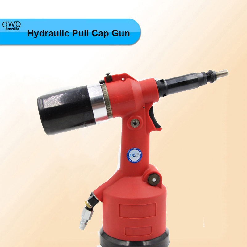BM-8800S Automatic Rivet Nut Pneumatic Riveter Pneumatic Hydraulic Pull Cap Gun Automatic Rivet Nut Pneumatic Tool sat6602 automatic hydro pneumatic riveter threaded insert nut tool best quality air riveter made in china