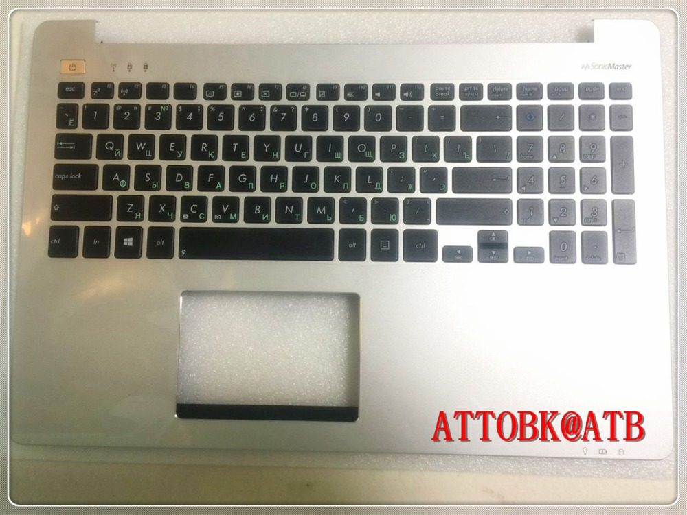 New Russian laptop keyboar for Asus VivoBook S551 S551LA S551LB V551 V551LN S551L S551LN K551 K551L