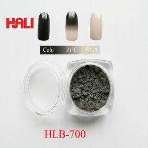 Image 4 - Pigmento sensible al calor, pigmento sensible a la temperatura, polvo termocrómico, negro, 1 kg por bolsa