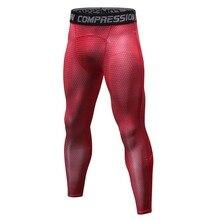 Красный/синий/серый/белый/черный/Бодибилдинг мужские леггинсы, большой размер s-xxxl эластичные длинные брюки