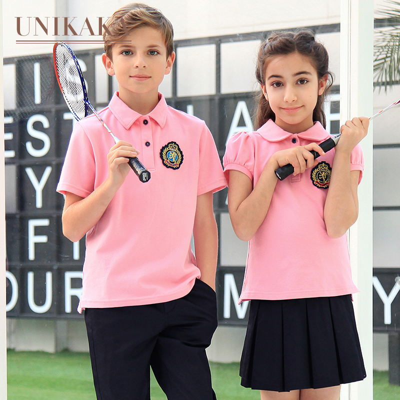 Pink School Shirts | Artee Shirt