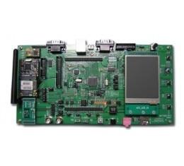EM-STM32F107 multifunctional development board development board module STM32F107VC  Cortex-M3