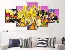 Popular Dragon Ball Z Canvas Art Buy Cheap Dragon Ball Z Canvas Art