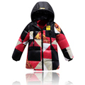 Brand SK Winter Children Clothing Ultralight Keep Warm Boys Girls Down Coat 2016 Kids Colorful Infant Down Jacket for Girls