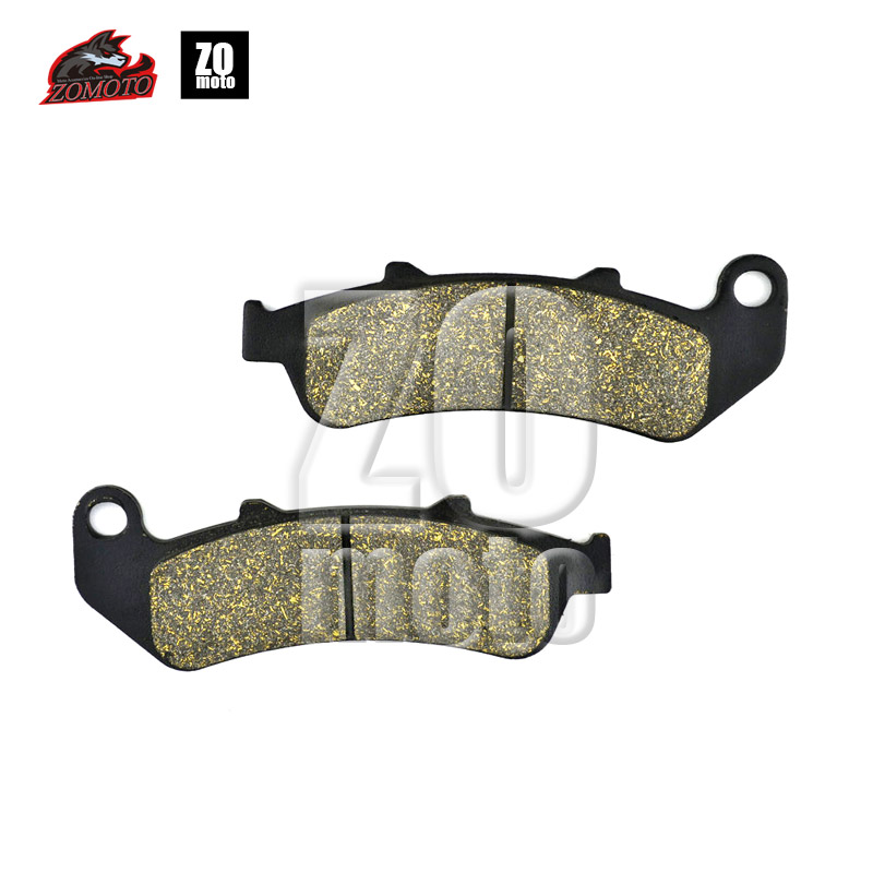 ZOMOTO 2016 Newet BRAND MOTOBIKE Disc Brake Pads fit for <font><b>HONDA</b></font> ROAD BIKE <font><b>CBR1000F</b></font> OF FA189 image