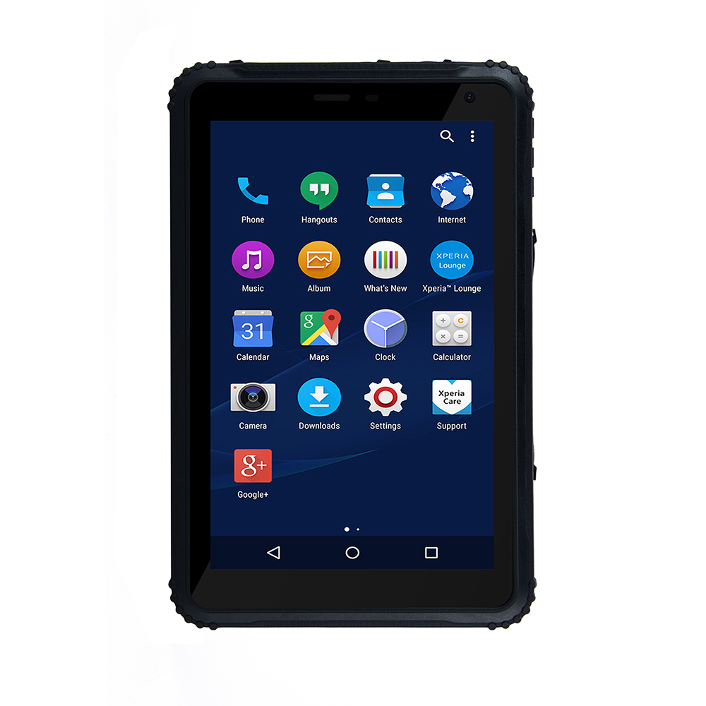 RT88 Industrial Mobile Computer 8 Inch Android 7 0 OS Rugged Tablet Wifi Bluetooth 3G 4G