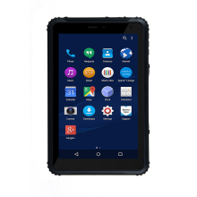 RT88 Industrial Mobile Computer 8 Inch Android 7.0 OS Rugged Tablet Wifi / Bluetooth / 3G / 4G / GPS Barcode Scanner Tablet PC