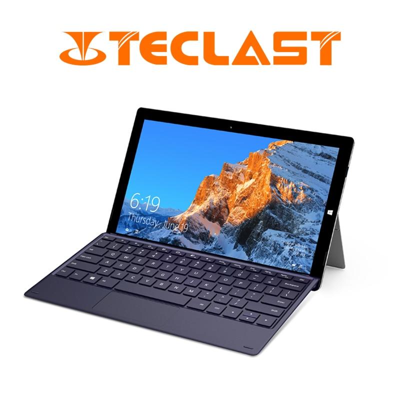 Teclast X4 2 in 1 Tablet PC 11.6FHD 1920 x 1080 IPS Gemini Lake Intel Celeron N4100 Windows 10 8GB RAM 128GB SSD HDMI Dual Wifi