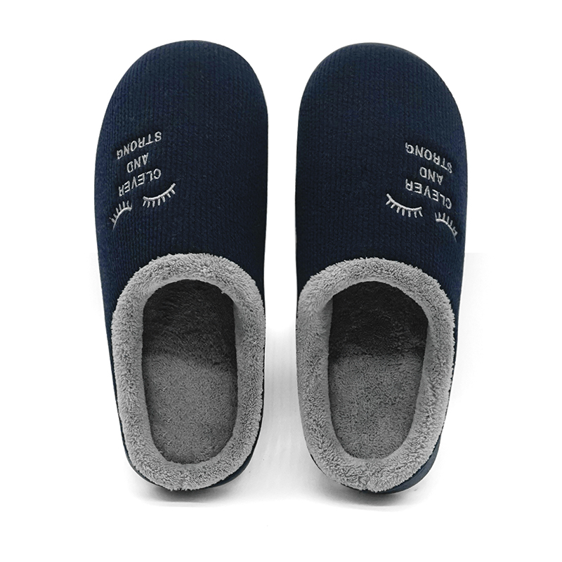 GieniG 2018 New Arrival Men Women Home Cotton Slippers Winter Warm Soft Indoor Flat Shoes Lovely Bedroom Floor Slippers new new men women soft warm indoor slippers cotton sandal house home anti slip shoes