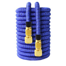 Best selling Garden Hose flexible Hose Garden Watering Pipe Double Latex High Pressure Car Wash Hose Gardens Supplies irrigation все цены