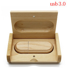 BiNFUL usb 3,0 реальная емкость деревянная 64 ГБ 32 ГБ 16 ГБ 8 ГБ флеш-накопитель usb 3,0 карта памяти Упаковочная коробка флешка